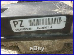 Pedal/Cruise Control Actuator/TAC module 2001-02 5.3 6.0 LQ9 LQ4 LM7 LS Swap