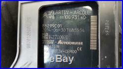 Peugeot 308 T9 Mk2 2014 Adaptive Cruise Control Radar Control Module 86299c01