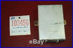 Porsche 911 928 Carrera Cruise Control Regulator Module Unit 92861712700 OEM