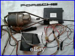 Porsche 924 Cruise Control System Dana Complete Control Module Wiring Solenoid