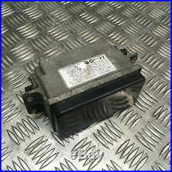 Range Rover Sport Hse Cruise Distance Unit Module Part No. 4r83-9g768aa