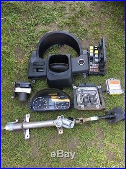 SPRINTER 906 313 2.1 Diesel ECU BSI ABS AIR BAG ecu KEY+MODULE LOCK COMPLETE Kit