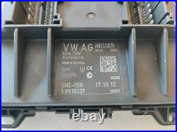 Volkswagen Transporter T5 T5.1 Body Control Module BCM 7H0937087 cruise control