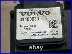 Volvo V40 Cross Country Adaptive Cruise Control Lane Departure Ecu 31400839