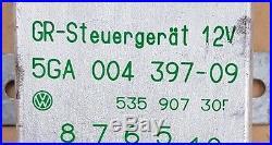 Vw Golf Mk2 Corrado Cruise Control Module Unit Ecu Relay 535907305 5ga004397
