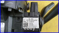 Vw Passat CC 2.0 Tdi 08-12 Indicator Wiper Cruise Control Stalk Steering Module
