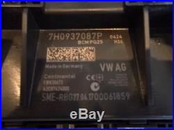 Vw Transporter T5 Gp T5.1 Bcm Body Control Module Cruise Highline 7h0937087p Z08