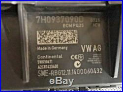 Vw Transporter T5 T5.1 2005-16 Bcm Body Control Module Cruise Control 7h0937090d