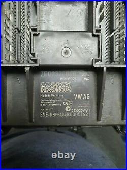 Vw Transporter T5 T5.1 2010-16 Bcm Body Control Module Cruise Control 7e0937089b